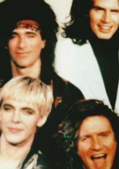 Duran Duran - Big Thing era