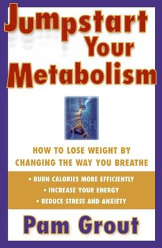 patri breathe more to lose weight