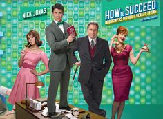 """Broadway Theatre: """"How to succeed in business without really trying?"""""""