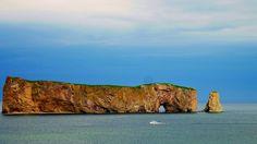 Rocher Percé | 20 paysages québécois à couper le souffle