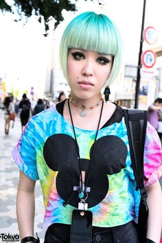 Japanese (Harajuku) Street Fashion Trends for Summer 2013