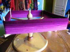 Gradient Yarn Dyeing