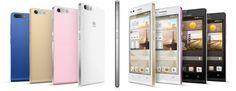 Huawei presenta el ultra-delgado Android Ascend G6 con conectividad 4G
