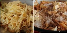 Placinta cu mere - Pasiune pentru bucatarie- Retete culinare Pulled Pork, Mashed Potatoes, Deserts, Beef, Ethnic Recipes, Ali, Food, Shredded Pork, Whipped Potatoes