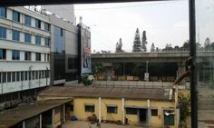 Raj Institute.  Bengaluru, India.  Opp our office   Remember this place in Blix.