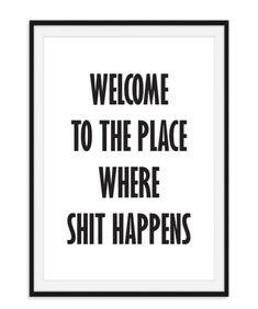 Bathroom Wall Art, Bathroom Humor, Bathroom Signs, Funny Bathroom Quotes, Funny Toilet Signs, Funny Signs, Toilet Quotes, Empathy Quotes, Toilet Art