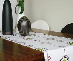 Olli & Lime - George Table Runner modern table linens