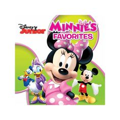 Minnie's Favorites: Songs from Mickey Mouse Clubhouse by Various Artists (CD, Walt Disney) for sale online Disney Princess Songs, Disney Songs, Disney Music, Mickey Mouse Toys, Mickey Mouse Donald Duck, Disney Christmas Songs, Disney Mickey Mouse Clubhouse, Walt Disney Records, Little Rose