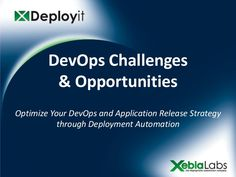 Optimize DevOps and Agile Strategies with Deployment Automation #DevOps