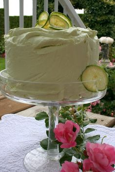Mennonite Girls Can Cook: Cool Lime Cake