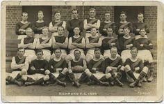 first premiership team 1920
