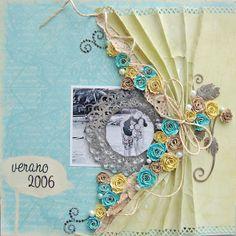 Verano 2006 - Berry71Bleu - Scrapbook.com