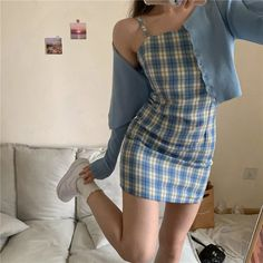 100% Brand New and High Quality  Material: Polyester, Cotton  Size:  S: Bust 80cm  M: Bust 84cm L: Bust 88cm XL: Bust 92cm Retro Outfits, Girly Outfits, Cute Casual Outfits, Indie Outfits, Fashion Outfits, Dress Fashion, Vintage Summer Outfits, Casual Dresses, Summer Fashions