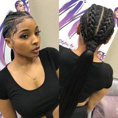 Schedule Appointment with Styledby Yalemichelle - goddess braids - Box Braids Hairstyles, Baddie Hairstyles, Black Girls Hairstyles, Fashion Hairstyles, American Hairstyles, Girls Braids, Black Girl Braids, Curly Hair Styles, Natural Hair Styles