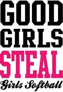 Good girls STEAL!
