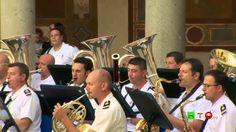 Concerto della Banda Musicale della Marina Italiana - La Banda in Origin...