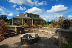 Outdoor living at it's finest. @Massey Estates