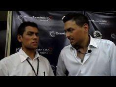 Entrevista Con Sebastian Saldarriaga en el gran Seminario Bogota- 2012
