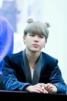 """•161104 #BTS Fansign """"Yongsan""""    #BloodSweatTears   #JIMIN"""