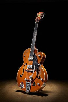 Brian Setzers Gretsch                                                                                                                                                                                 More
