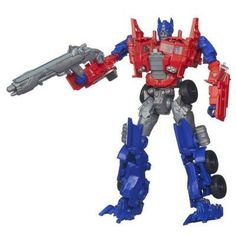 Transformers Age of Extinction Generations Voyager Optimus Prime