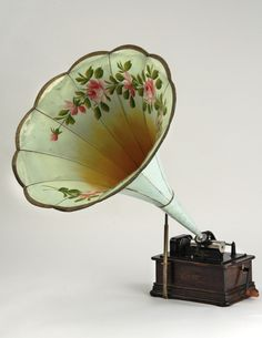 Vintage Music Device