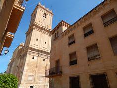 Basílica menor de Santa María, Elche