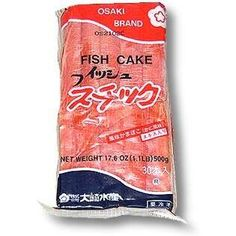 Osaki imitation crab sticks