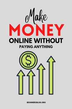 Ways To Earn Money, Earn Money Online, Way To Make Money, Legitimate Online Jobs, Investing Money, Work From Home Jobs, Passive Income, Helping People, Blogging