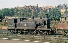 BR (Southern) (LSWR) Drummond M7 class  0-4-4 T