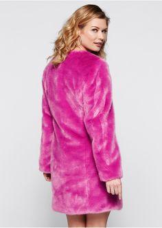 Krótki płaszcz Premium ze sztucznego futerka • 329.99 zł • bonprix
