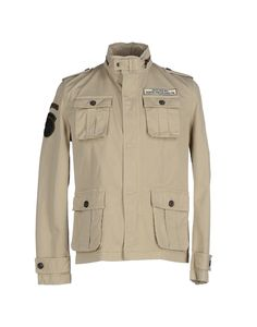 Brian Dales Куртка Для Мужчин - Куртки Brian Dales на YOOX - 41600781SJ