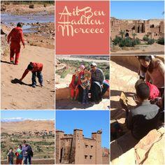 Tackling Morocco's Movie Set at Ait Ben Haddou