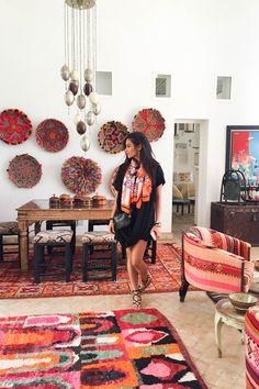 Shay Mitchell Marrakech