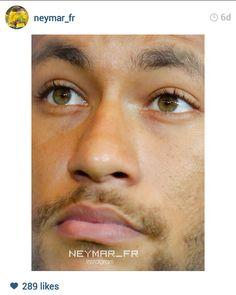 Neymars Eyes Are Super Gorgeous  E  A