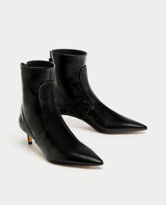 Zara - Pointy boots