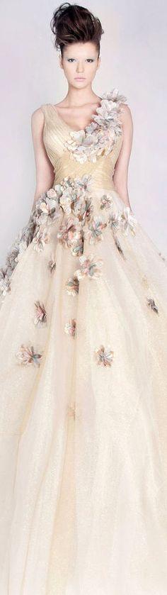 Rami Kadi Ball Gown 2013 Stunning~