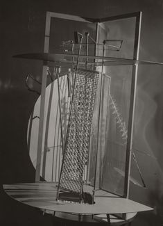 László Moholy-Nagy, Photograph (Light Prop), c. 1930. Gelatin silver print. 14¾ × 10¾ in. The Museum of Modern Art, New York, Gift of the artist, 296.1937 © 2017 Hattula Moholy-NagyArtists Rights Society (ARS), New YorkVG Bild-Kunst, Bonn, digital image © The Museum of Modern Artlicensed by SCALAArt Resource, NY