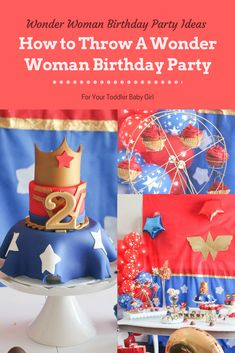 Wonder Woman Girl Power Superhero Edible Cake Or Cupcake Toppers Decoration To Make One Feel At Ease And Energetic Baking Accs. & Cake Decorating