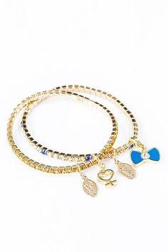 Sailor Moon × ma chére cosette? Bracelet set Sailor Venus model bracelet