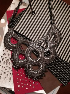 Tallulah bib necklace! Fall 2014 Stella & Dot line  www.stelladot.com/kathleenconroy