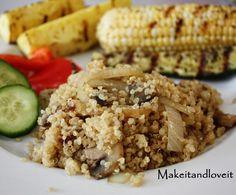 Sautee'd Quinoa | Make It and Love It