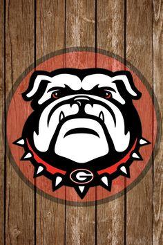 Best team ever. Georgia Bulldog Mascot, Georgia Bulldogs Football, Football Football, College Football, Bulldog Happy Birthday, Bulldog Drawing, Bulldog Tattoo, Bulldog Wallpaper, University Of Georgia