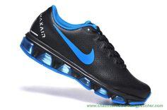 buy online 80da6 5849d meilleure chaussure running Nike Air Max Tailwind 6 Noir Sapphire 621225-014