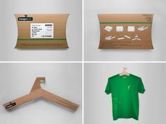 package to hanger