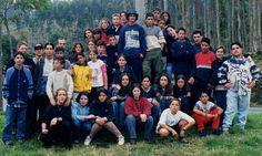 Barcala revive el espíritu de los históricos campamentos  Una fiesta en el refugio de Chans reunirá a medio centenar de vecinos que participaron en las actividades veraniegas