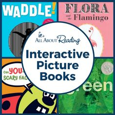 Embrace the Wiggle with Interactive Picture Books | All About Learning Press