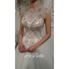 Suknie La Belle na Klientkach prezentują się niesamowicie...La Belle  #dress #weddingdress #wedding #bride #sukniaślubna #salonslubny #rzeszów #najpiekniejsza #pannamloda #slubne #design #handmade #white #bestdress #gown #bridal #bridalgown # handmade #cristal #Princessa #ślub #ślubna #suknia #myday #white#vintagedress