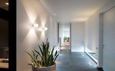 muurverlichting woonkamer - Google Search