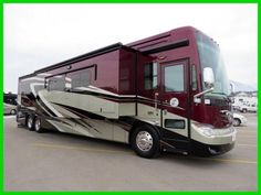 Mode Of Transportation| Serafini Amelia| 2014 Tiffin Motorhomes Allegro Bus 45 LP New Class A Diesel Motorhome RV Luxury